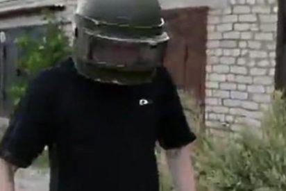 [VÍDEO] El facineroso que dispara y el tarado que hace hijo de Guillermo Tell