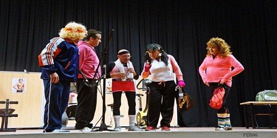 Dos Chirigotas y 'El Cuarteto' abrieron el Carnaval 2015 en Ribera del Fresno
