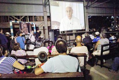 50 años de la vida del Papa, en película