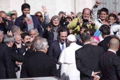 Bauzá invita al Papa a asistir a la canonización de Ramon Llull