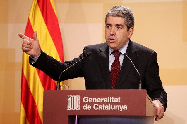"""La Generalitat se pone lánguida y ve """"cínico"""" que Rajoy subordine el diálogo a cumplir la ley"""