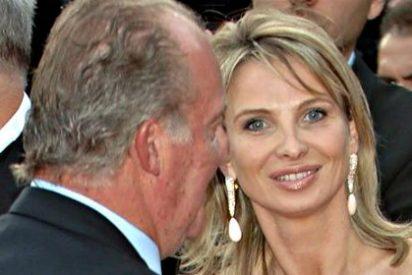 El secreto de cómo la bella Corinna se embolsó 30 millones de euros sin dejar ningún rastro