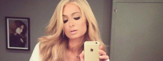 La foto de las nuevas tetas de Paris Hilton con las que levanta más que ánimos