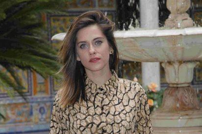 """María León: """"Juan y yo hacemos muy buen equipo dentro y fuera del trabajo"""""""