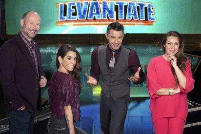 Telecinco estrena 'Levántate'