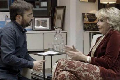 Vuelve 'Salvados' con Esperanza Aguirre