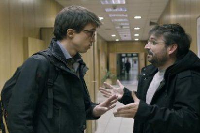 Évole pone en un aprieto a Errejón con el programa de Podemos