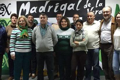 Extremeños presenta a su candidato en Madrigal de la Vera (Cáceres)