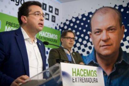 El Partido Popular de Extremadura presenta la campaña de reelección del Presidente Monago