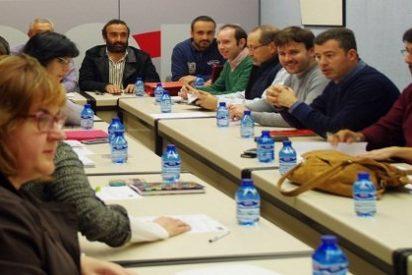 Celebrada en Cáceres la reunión de la Comisión Ejecutiva Provincial del PSOE