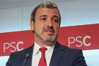 """Collboni (PS) critica que CiU y ERC enfocan las municipales en la """"independencia"""""""