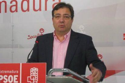 Guillermo Fernández Vara defiende un