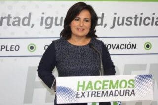 """Francisca Rosa (PP): """"Los socialistas, como agoreros de la catástrofe, la pancarta y la ruina no tienen parangón"""""""