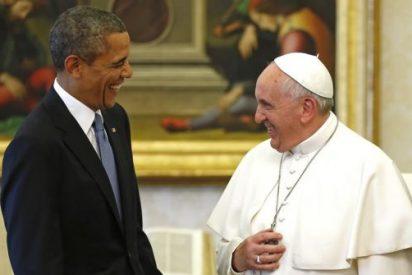 Obama y el Papa, unidos en la lucha contra el cambio climático