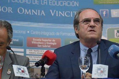 """Gabilondo ve a Zapatero """"con fuerzas"""" y """"capacidad de liderazgo"""""""