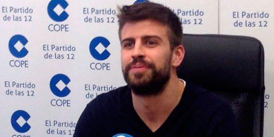 """Piqué deja vendido a Bartomeu: """"No creo que el Real Madrid esté detrás de las últimas polémicas del Barça"""""""