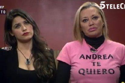 Ares, expulsada de 'GH VIP' tras perder en el último minuto contra Belén Esteban