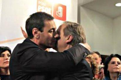 Tomás Gómez, cambio de cerraduras en el PSOE y besos de Judas