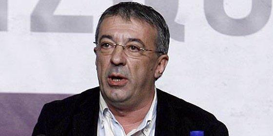 """Gregorio Gordo: """"Había una operación para liquidar a IU en la Comunidad de Madrid"""""""