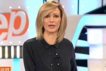 """Susanna Griso, a degüello contra Monedero: """"No puede dar una lección más, tiene que dimitir"""""""