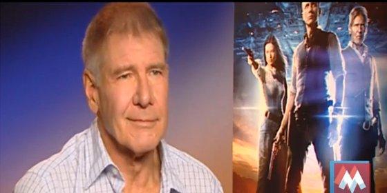 Harrison Ford vuelve a Blade Runner