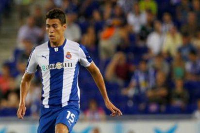 El Espanyol busca hacer caja con Héctor Moreno
