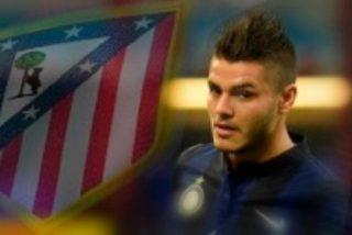 El Manchester quiere quitare el fichaje al Atlético de Madrid