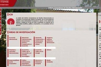 Cuesta destapa en 'La Marimorena' otra tapadera de Monedero para trincar dinero de Venezuela