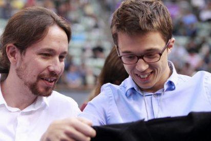 Podemos SA: Errejón cobra un salario encubierto de Podemos y enchufa a su novia