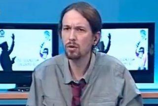 """Los sentimientos de Pablo Iglesias ante un policía agredido por unos manifestantes: """"La imagen me ha emocionado"""""""