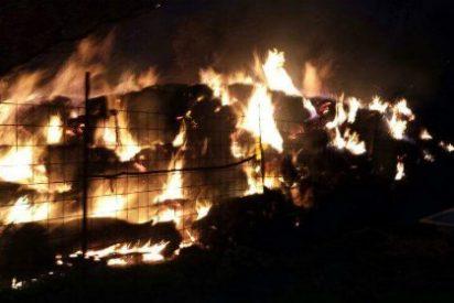 El PP condena el acto vandálico contra una propiedad del alcalde de Santa Cruz de Paniagua