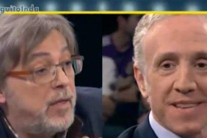 """Inda se harta de la defensa de Damián González a Ancelotti: """"Sería más honesto que dejaras de ser periodista para ser su representante"""""""