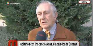 """Inocencio Arias deja a ZP a la altura del betún por su viaje a Cuba: """"Nos ha tomado por tontos"""""""