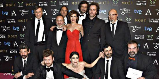 La película 'La Isla Mínima' gana 10 premios en unos Goya levemente menos politizados que de costumbre