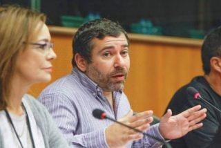 IU, a lo Podemos, escandaliza a la Eurocámara con su soflama chavista