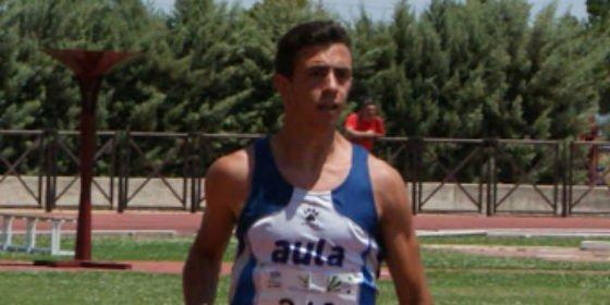 Óscar Manuel González, del CAPEX, sexto de España en el Heptathlon
