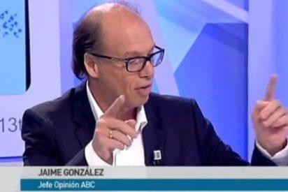 """Jaime González: """"Os invito a cenar a todos si dentro de cuatro meses Tania no está en Podemos"""""""