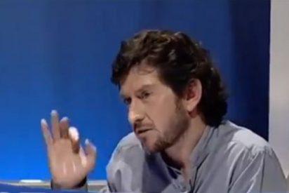 El flamante secretario general de Podemos en Baleares... entiende mucho de 'películas'