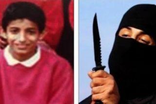 El famoso verdugo del Estado Islámico era un angelical niño a quien le encantaba leer 'Cómo matar a un monstruo'