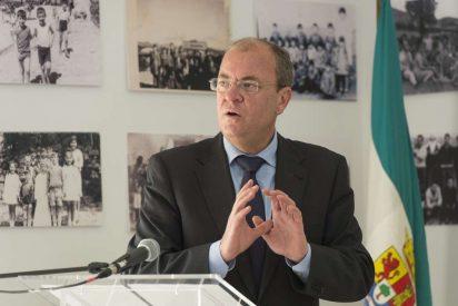El presidente Monago ha inaugurado el nuevo Ayuntamiento de Deleitosa