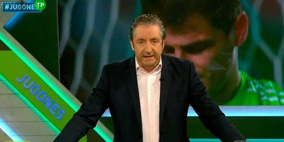"""Pedrerol da cera a los defensores de Casillas: """"Iker, reconociendo su error en el derbi, ha dejado retratados a sus palmeros"""""""