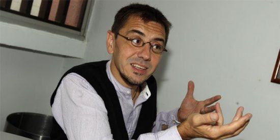 [EXCLUSIVA] La misteriosa tesis doctoral 'cum laude' que Monedero lleva 19 años ocultando en un sótano