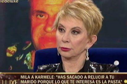 """El sobrino de Karmele Marchante machaca a su tía: """"Llama gorda a Terelu Campos y quiere convertirse en la nueva Ana Rosa"""""""