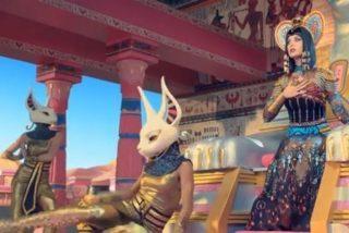 Katy Perry deslumbra en Barcelona con su colorido concierto en el Palau Sant Jordi