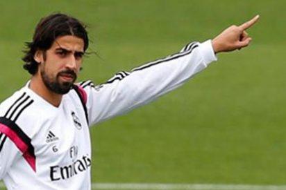 Khedira pasa del Bayern y negocia con este otro equipo