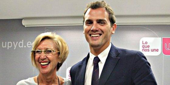 El inminente sorpasso de Ciudadanos a UPyD entusiasma a los de Rivera
