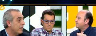 Látigo apuesta que el Madrid no ganará nada este año y Juanma Rodríguez y Rodrigo Jiménez se lo comen