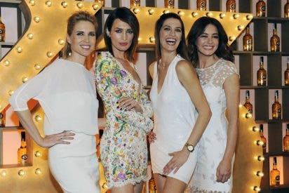 Laura Sánchez, Nieves Álvarez, Judit Mascó y Jose Toledo, madrinas de lujo