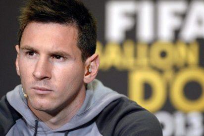 Leo Messi, Piqué, Cesc y su polémica cita en el casino tras perder con el Málaga