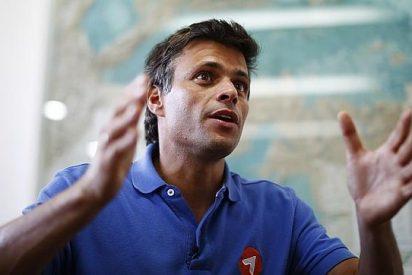 Leopoldo López, líder de la oposición en Venezuela, cumple un año preso de la tiranía chavista